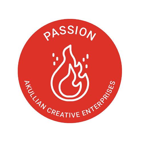 Passion Sticker