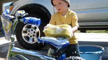 Top 5 Fab Outside Activities for Preschoolers