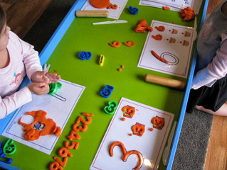 Playful Approaches to Preschool Math