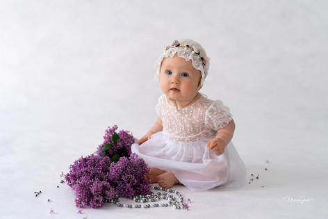 Sitting Baby Photoshoot, Brombach