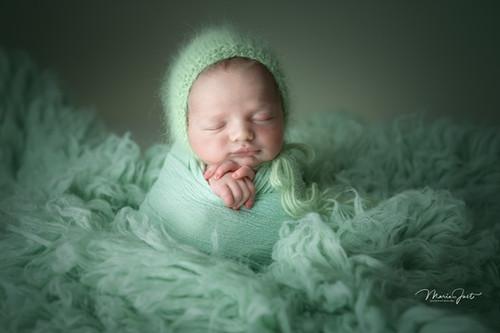 Neugeborenes Baby Fotoshoot in Brombach