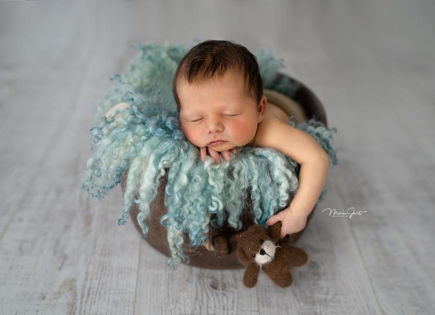 Neugeborenen-Shooting Lörrach-Brombach