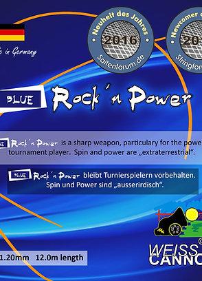 Blue Rock´n Power