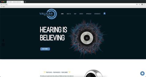 ONLINESHOP - ValiCar