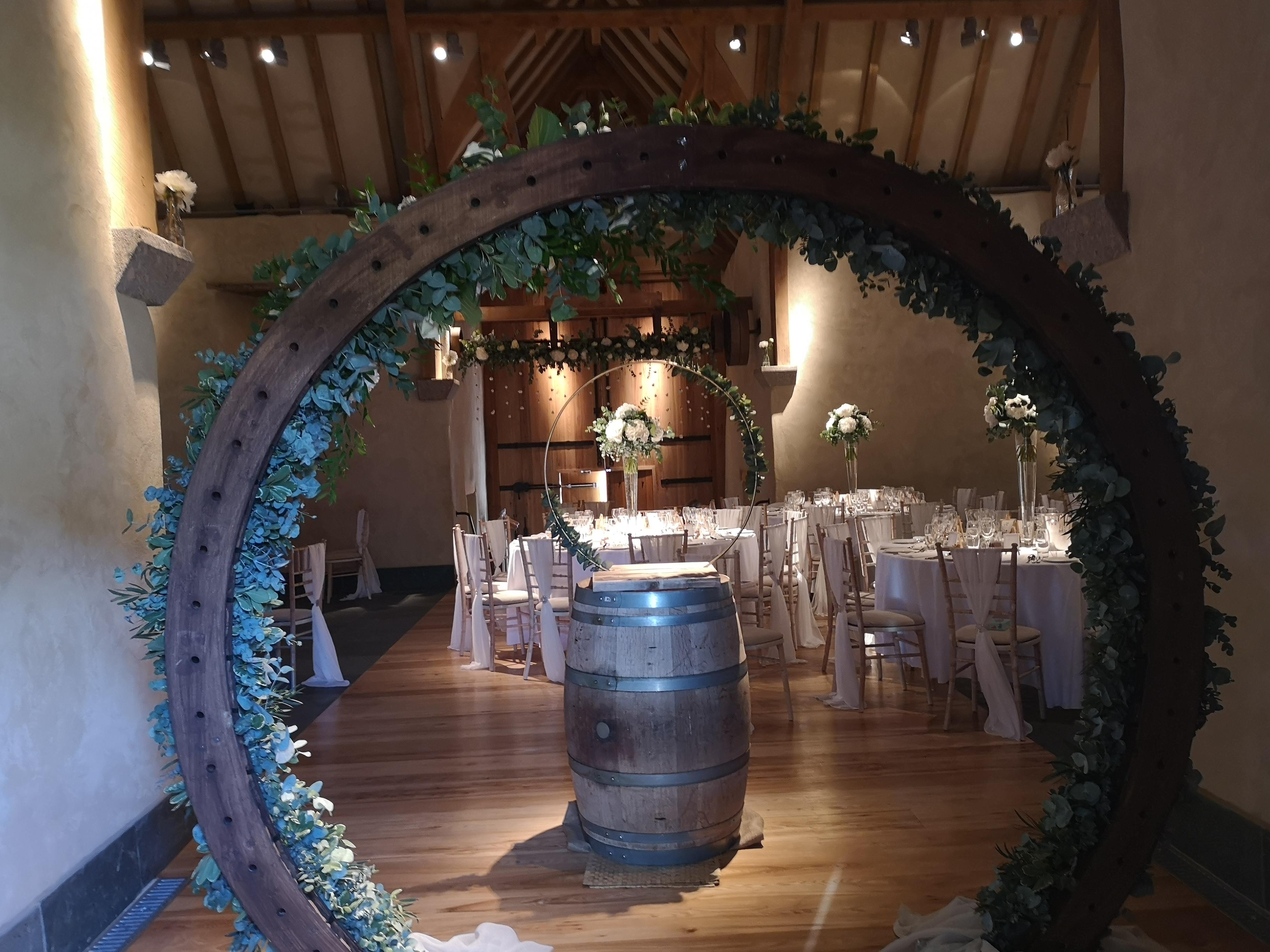 Custom Wedding themes