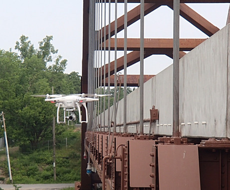 Structural Inspection of the Twin Bridges, Albany and Saratoga Counties, NY