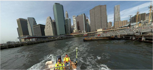 Lower Manhattan Coastal Resiliency Study, New York, NY