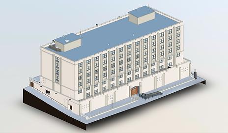 Lee Barracks 3D Model.PNG