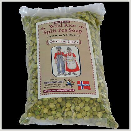 Soup - Wild Rice Split Pea