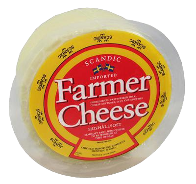 Scandic Farmer Cheese