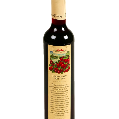 Syrup - Lingonberry
