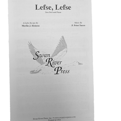 "Music - ""Lefse, Lefse"""