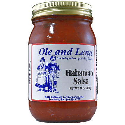 Salsa - Habañero (Hot)