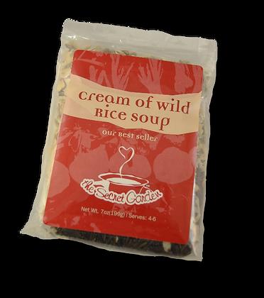 Soup - Cream of Wild Rice