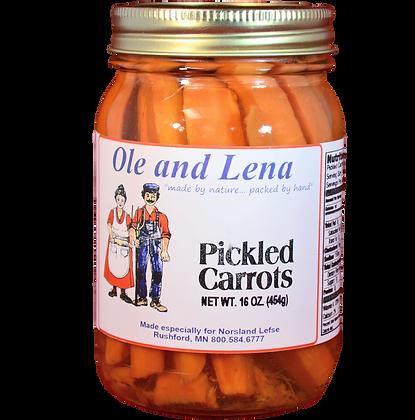 Pickles - Pickled Carrots