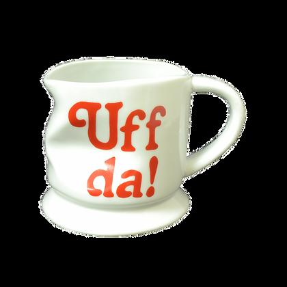 Mug - Smashed Uff da!