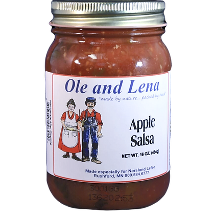Salsa - Apple