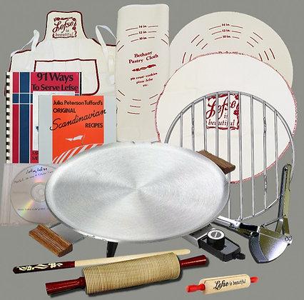 Lefse Starter Kit, Deluxe