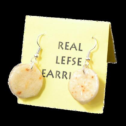 Earrings - Norsland Lefse