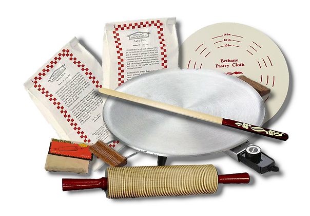 Lefse Starter Kit with Lefse Mixes