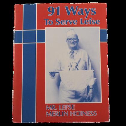 "Book - ""91 Ways to Serve Lefse"""
