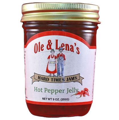 Jelly - Hot Pepper