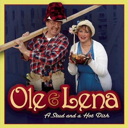 """Book - """"Ole & Lena, A Stud and a Hot Dish"""""""