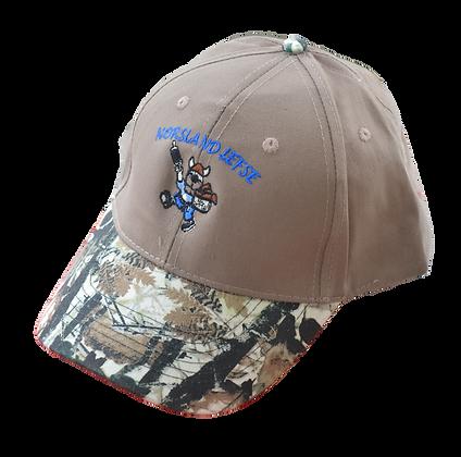 Cap - Norsland Lefse Camo Hat with Logo