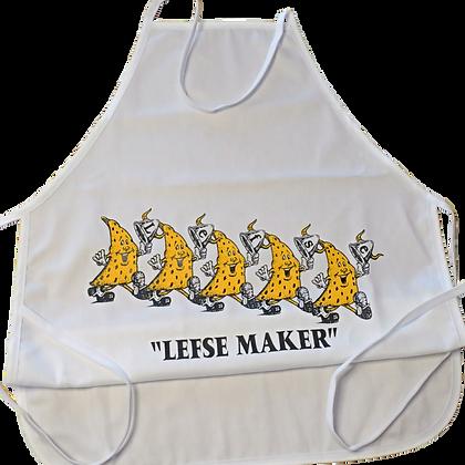 "Apron - Back Tie Style ""Lefse Maker"""