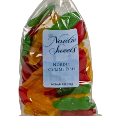 Nordic Gummi Fish by Nordic Sweets