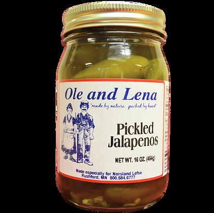Pickles - Pickled Jalapenos