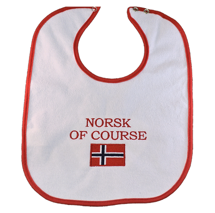 """Bib - """"Norsk of Course"""""""