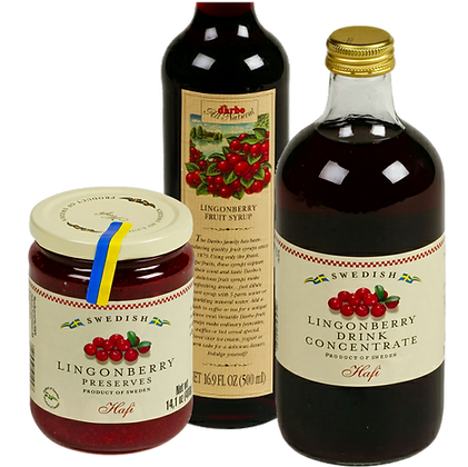 Lingonberry 3-Pack