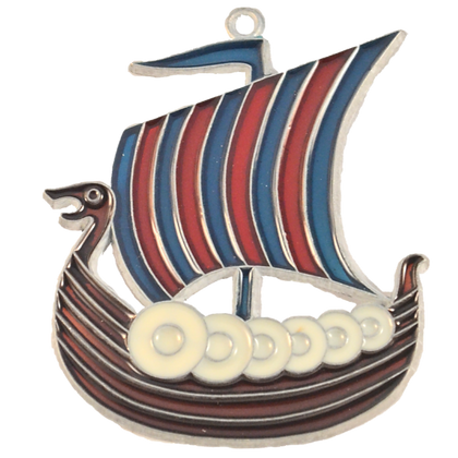 Suncatcher - Viking Ship