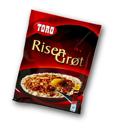 Pudding - Rice Pudding (Risen GrØt)