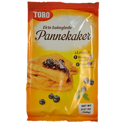 Pannekaker Pancake Mix