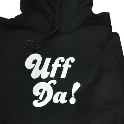 "Sweatshirt - ""Uff Da!"" (Adult)"