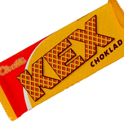 Cloetta Kex Swedish Wafer Bar