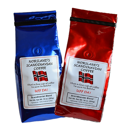 Norsland's Scandinavian Blend Coffee