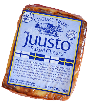 Cheese - Juusto Baked Cheese