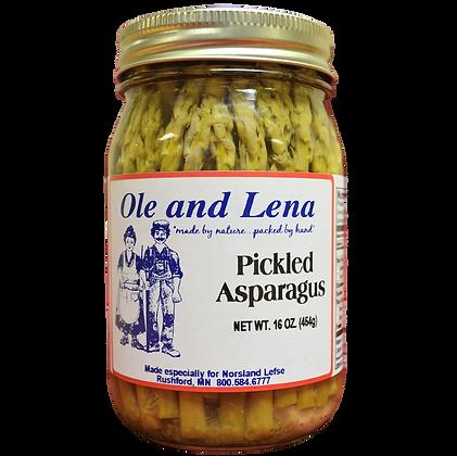 Pickles - Pickled Asparagus
