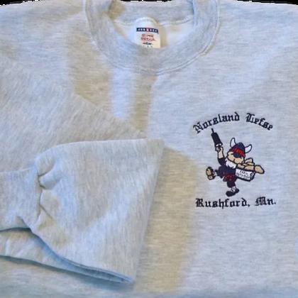 """Sweatshirt - """"Norsland Lefse"""" (Adult)"""