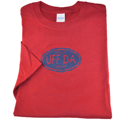 "T-Shirt - ""Official UFF DA Shirt"" (Youth)"