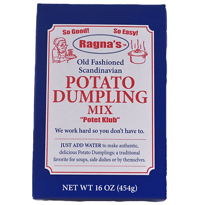 Ragna's Potato Dumpling Mix
