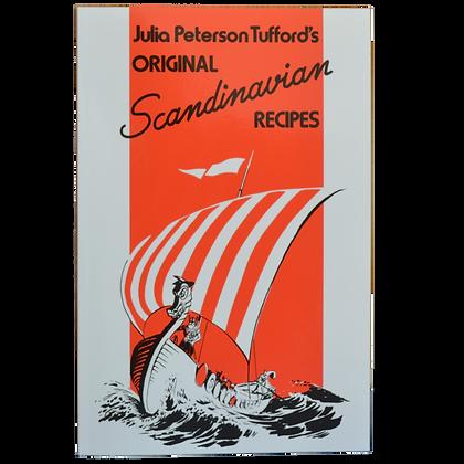 """Book - """"Original Scandinavian Recipes"""""""
