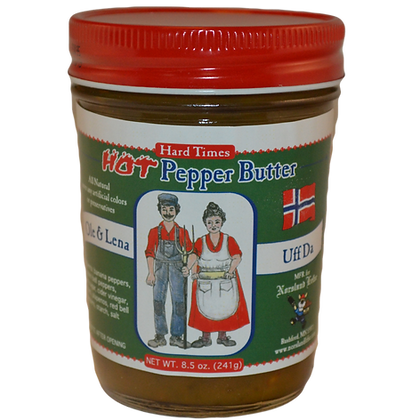 Sauce - Hot Pepper Butter