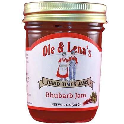 Jam - Rhubarb