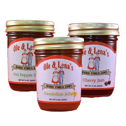 Jam/Jelly 3 pc. Combo - Mix'n'Match