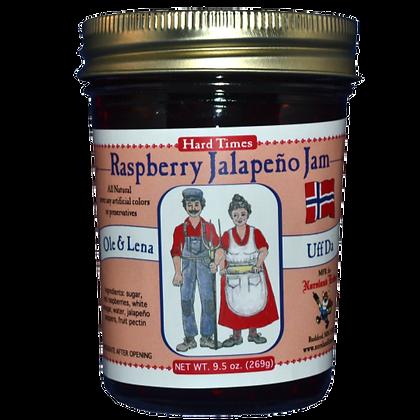 Jam - Raspberry Jalapeno