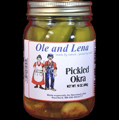 Pickles - Pickled Okra